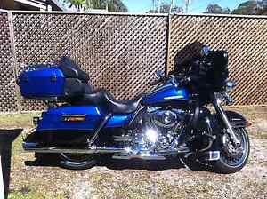 Harley Davidson FLHTK Ultra Glide Eagleby Logan Area Preview