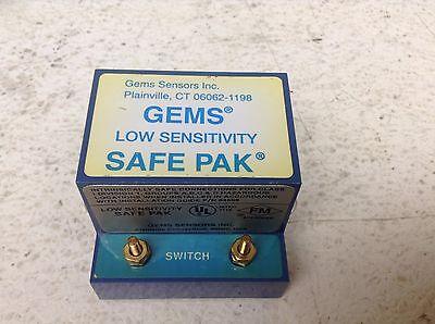 Gems Safe Pak ST-64101 Intrinsically Safe Switch Circuit ST64101 Intrinsically Safe Switches