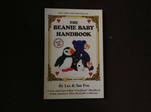 The Beanie Baby Handbook 1998 edition By Les & Sue Fox