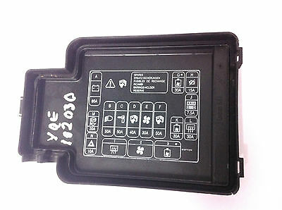 Buy Rover 400 Fuses And Fuse Boxes For Sale Rover All Parts