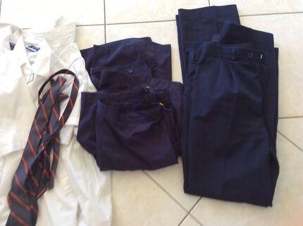 St Brendans male y11-12 uniform bundle