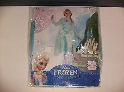 Elsa Halloween Costume Child (DISNEY FROZEN ELSA CHILD HALLOWEEN COSTUME)