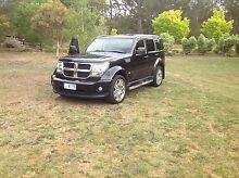 2008 Dodge Nitro SXT Auto 4wd MY08 Sorell Sorell Area Preview