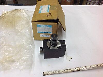 Seiki Nachi V30tp-x 1742-67-064-00 Right Angle Cnc Live Tool Holder New In Box.
