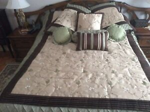 Cover for Queen size bed
