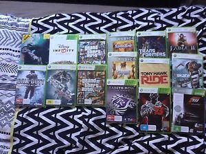 Xbox 360 games!!! Cranbourne Casey Area Preview