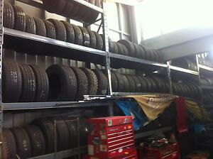 """SECOND HAND TYRES 13"""" to 16"""" Woolloongabba Brisbane South West Preview"""