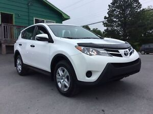 2013 Toyota RAV4 LE AWD - COME TAKE ADVANTAGE OF THE LARGEST SIN