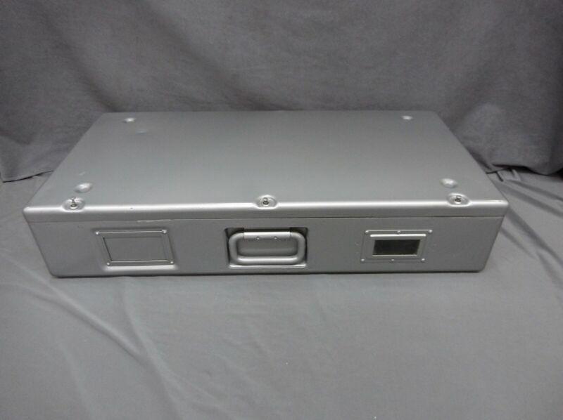 Aluminum Case 28X14X6