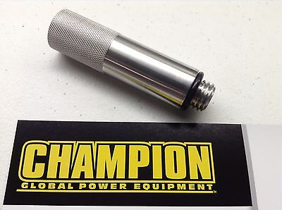 Champion 2000 Watt Inverter Generator Oil Fill And Drain Tube Made In Usa