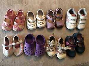 Size 4t and 5t girls shoes