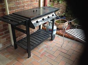 Barbecue on trolley Maitland Maitland Area Preview