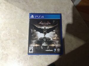Batman Arkham Night (ps4)
