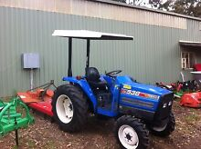 Wrights Farm Machinery Iseki Tractor 38HP 4WD delivery 500ks inc.  Kangaroo Valley Shoalhaven Area Preview