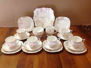 Fine Bone China Tea Set Bell Brand Bracken Ridge Brisbane North East Preview