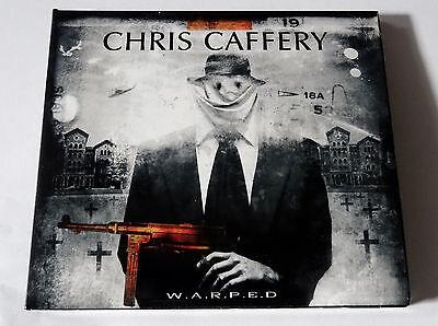 Chris Caffery - W.A.R.P.E.D  - CD im Digipack gebraucht kaufen  Dusenbrücken