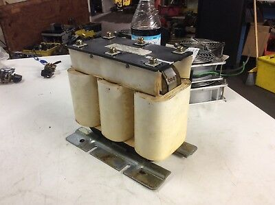 Ge Fanuc Line Reactor Transformer A81l-0001-0120 Used Warranty