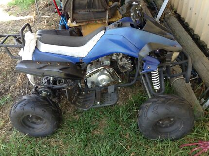 Quad bike  Darling Heights Toowoomba City Preview