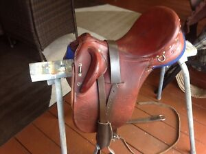 syd hill stock saddle | Horses & Ponies | Gumtree Australia Free