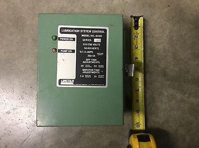 Lincoln 84501 Ser B Lubrication System Control 115/230V 50/60HZ 5/1.5A