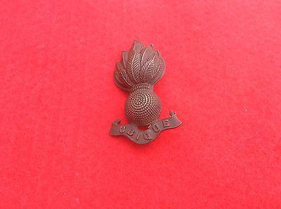 METAL MILITARY CAP BADGE UNIFORM BADGE UBIQUE ROYAL ARTILLERY  for sale  Maidstone