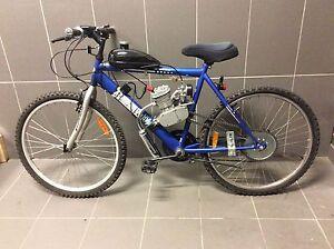 80cc motorised bike Craigieburn Hume Area Preview