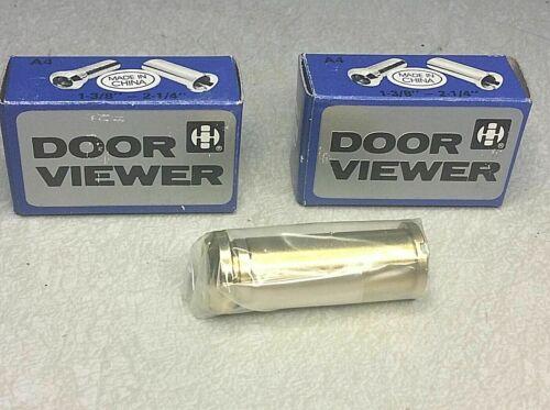 329 Door Viewer Peephole Brass (10)