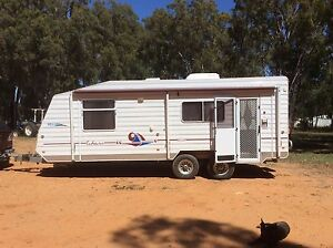 Good off road caravan Inverell Inverell Area Preview