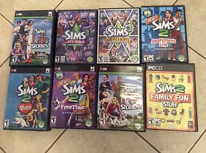 SIMS PC collection