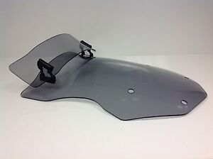 BMW R 1200 GS GSA LC 2013-2015 Touring Screen, With Adjustible Spoiler,20