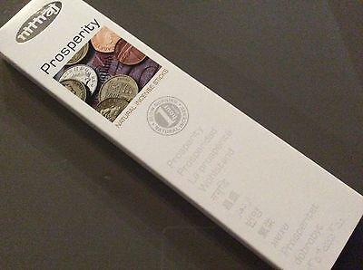 PROSPERITY INCENSE STICKS 25g Box Nitiraj Platinum Natural Fair Trade Premium