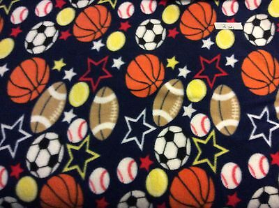 Rare baseball basketball football soccer Navy blue background, 60