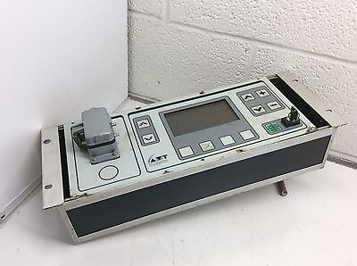 AMT Welding Control Interface Panel, Used, WARRANTY