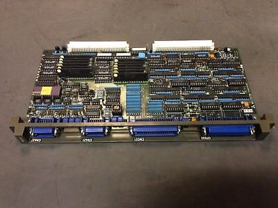 Mazak / Mitsubishi PC Board, MC303 / MC303B, CIN624A828G52B, Rev C, Used