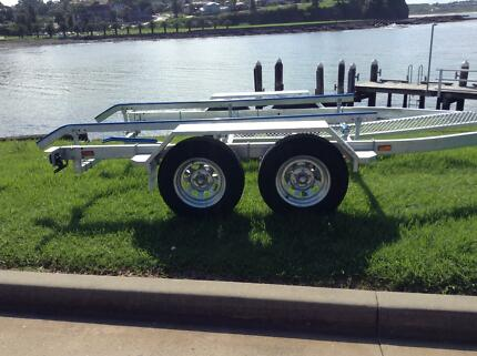 AL5.4M13T Boat Trailer,suits Aluminium Boats/Tinnys to 4.5-5.4m Kiama Kiama Area Preview