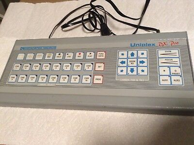 Dedicated Micros Dmkbp116 Keyboard