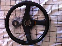 Momo steering wheel Cronulla Sutherland Area Preview