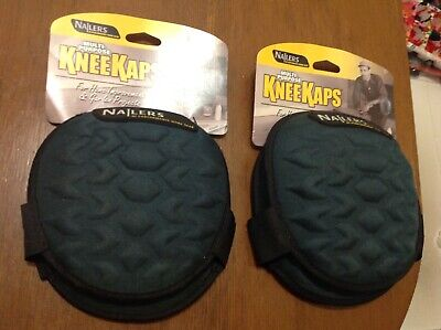 Lot Of Two Packages Nailers Brand Multi Purpose Construction Knee Caps