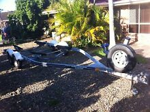 Boat trailer 21ft Ormeau Gold Coast North Preview