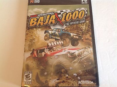 Score International Baja 1000 Pc Game  Pc  2008