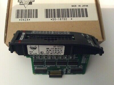 Automation Direct D0-16td2 Output Module New In Open Box