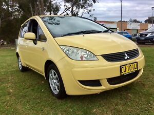 2007 Mitsubishi Colt ES 1.5 Manual 5 Door Hatch Low KM,s Immaculate