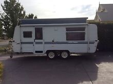 2004 Evernew 18 ft  Pop Top Sunbury Hume Area Preview