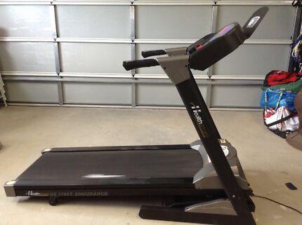 Health stream Treadmill