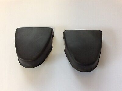 De Tomaso Pantera seatbelt top mount covers