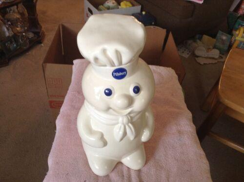 Vintage Pillsberry dough boy ceramic cookie jar