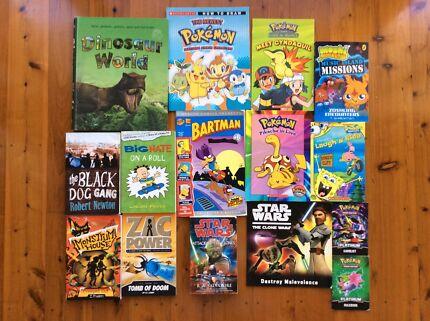 15 Book Bundle  Ashtonfield Maitland Area Preview