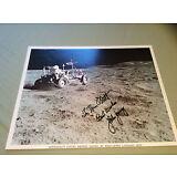 Apollo 16  Astronaut     JOHN YOUNG     Signed    NASA Official Photograph