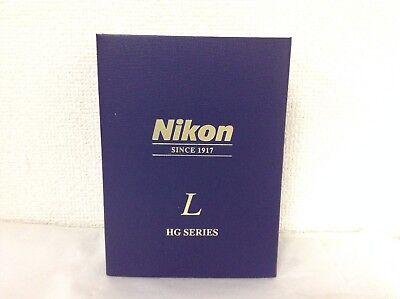 Nikon Binoculars 8x20 HG L DCF Roof Prism Waterproof from Japan Free Shipping