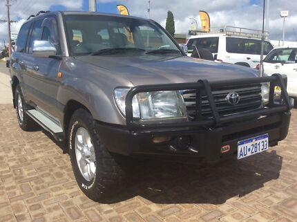 2004 TOYOTA LANDCRUISER GXL V8 AUTO 7 SEAT WGN Wangara Wanneroo Area Preview